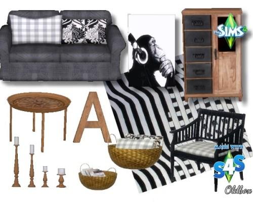 Jope Livingroom 5 by Oldbox
