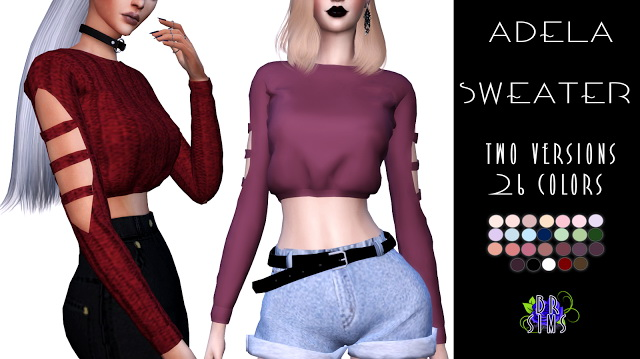 ADELA SWEATER