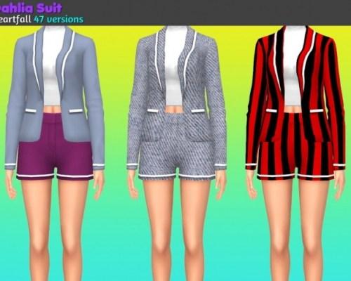 Delia suit
