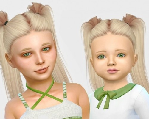 LeahLillith Hair Bling Pushed Back