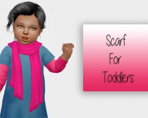 Scarf For Toddlers