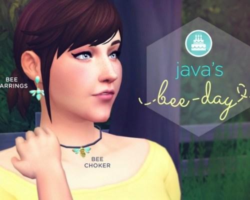 Java's Bee-Day set