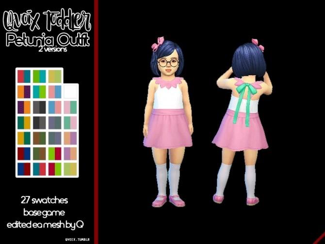 Petunia Outfit Set