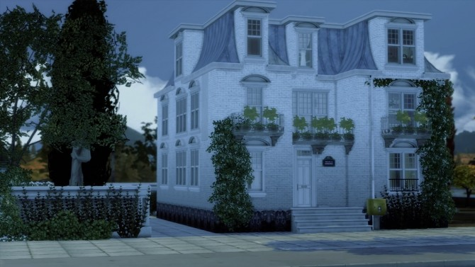 #70 Belleville House