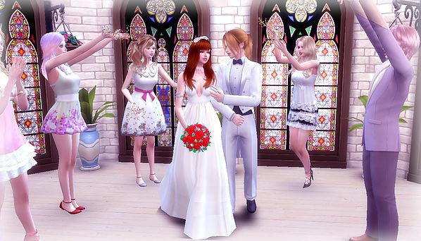 Wedding Poses 2-2