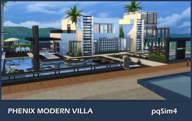Phenix Modern Villa