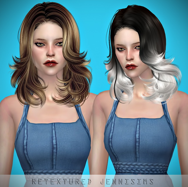 Newsea Badger Game Hair Retexture