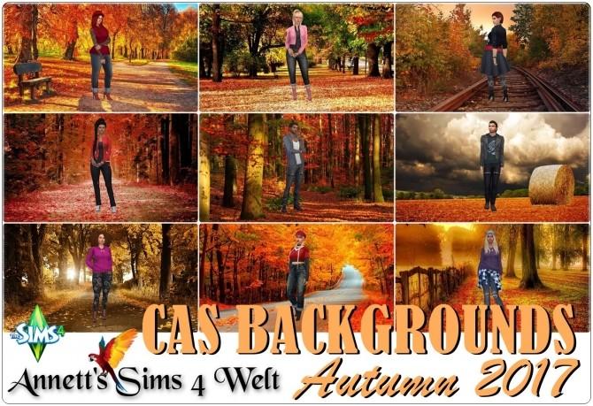 CAS Backgrounds Autumn 2017