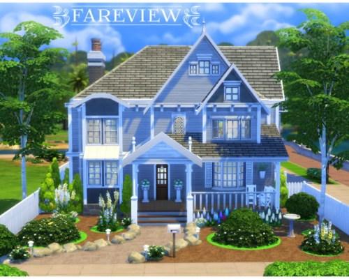 Fareview house by Waterwoman