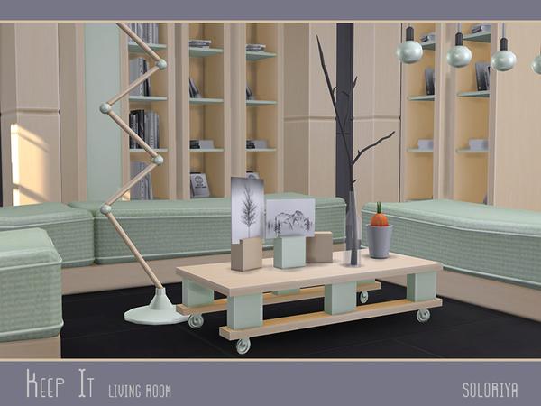 Keep It Living Room By Soloriya