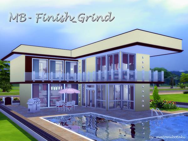 MB Finish Grind House By Matomibotaki