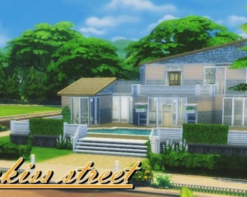 Sunkiss street delight house by isabellajasper