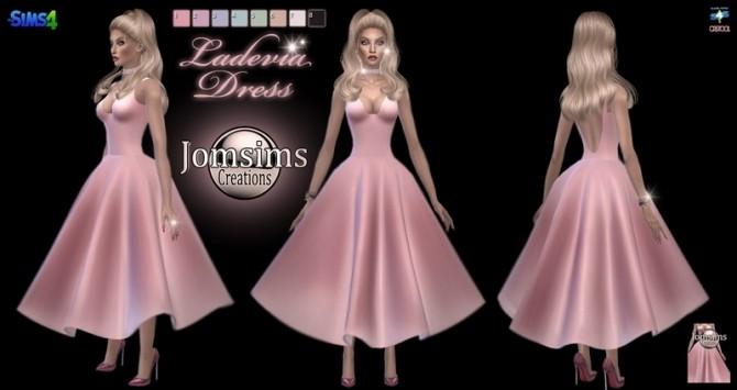 Ladevia Dress