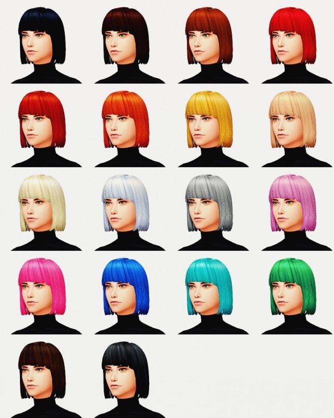 ROSS HAIR