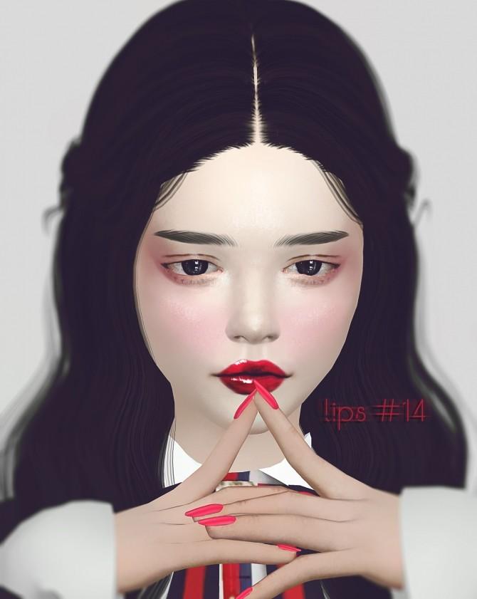 Lips #14