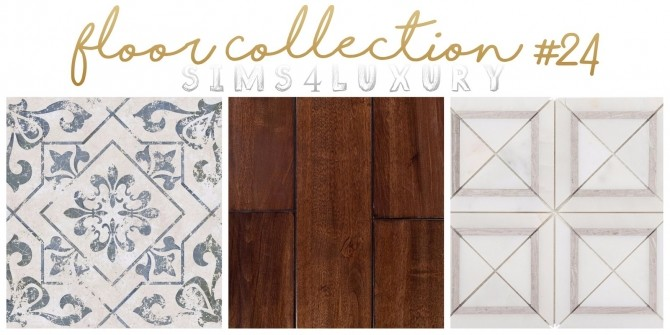 Floor Collection #24