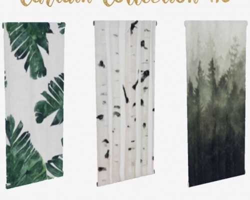 Curtain Collection #3