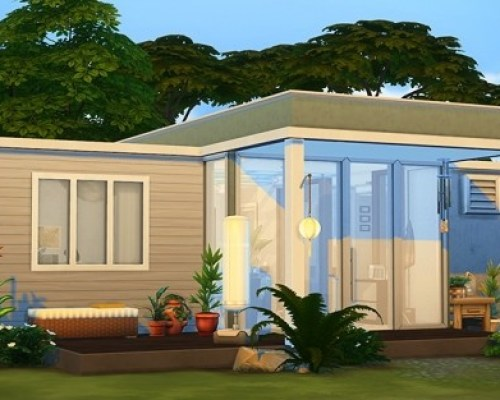 Le Jardin Paisible house
