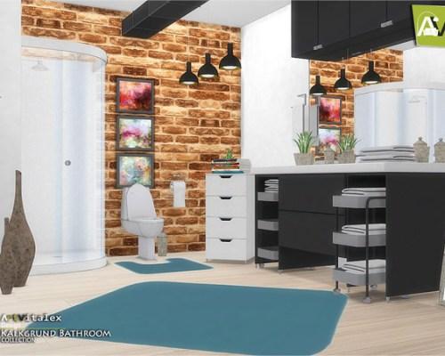 Kalkgrund Bathroom by ArtVitalex