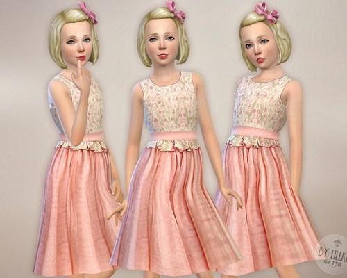 Ariel Dress by lillka