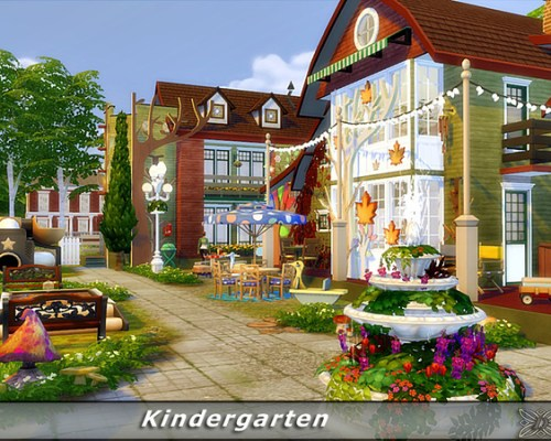 Kindergarten by Danuta720