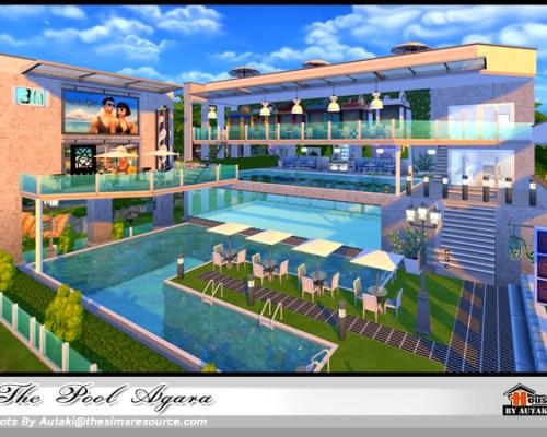 The Pool Agala by autaki