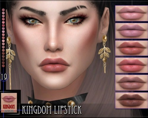 Kingdom Lipstick by RemusSirion