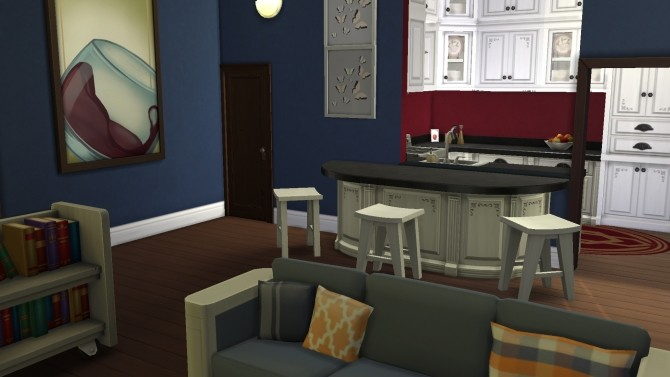 18 Culpepper Reno Apartment By PolarBearSims