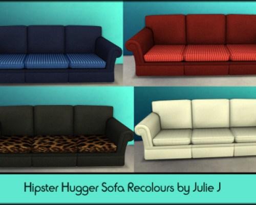 Hipster Hugger Sofa Recolours