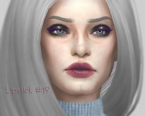Lipstick #19