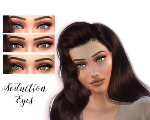 Seduction Eyes by bremoulder