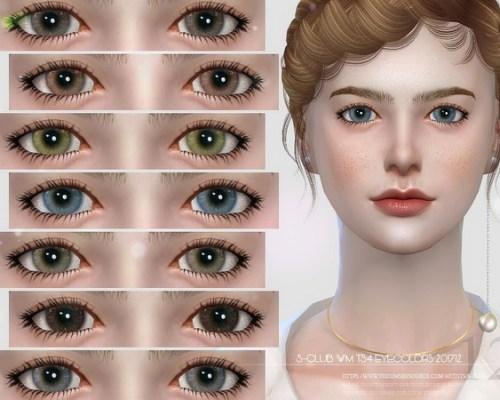 Eyecolors 201712 by S-Club WM