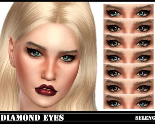 Diamond Eyes by Seleng