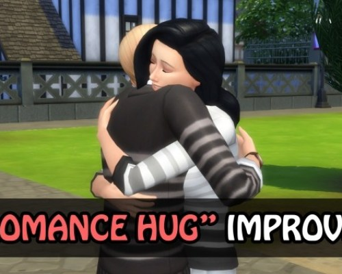 Embrace Interaction Improved by simsilver0