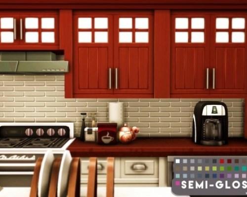 Semi Glossy Tiles