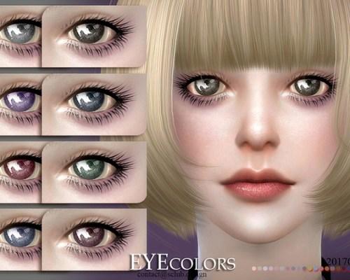 Eyecolor 201705 by S-Club LL