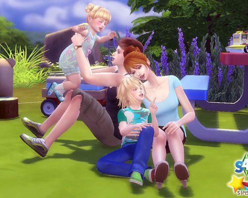Family Pose 09