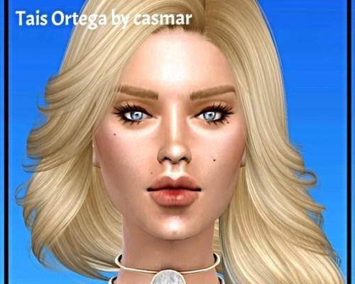 Tais Ortega by casmar
