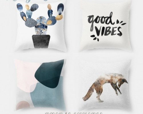 Pillow Collection #10