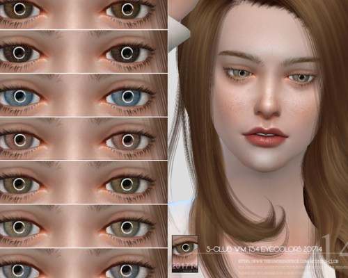 Eyecolors 201714 by S-Club WM