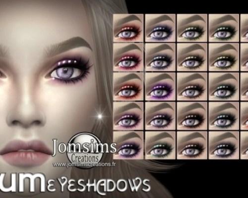 Catelix eyes and Ulnium eyeshadow