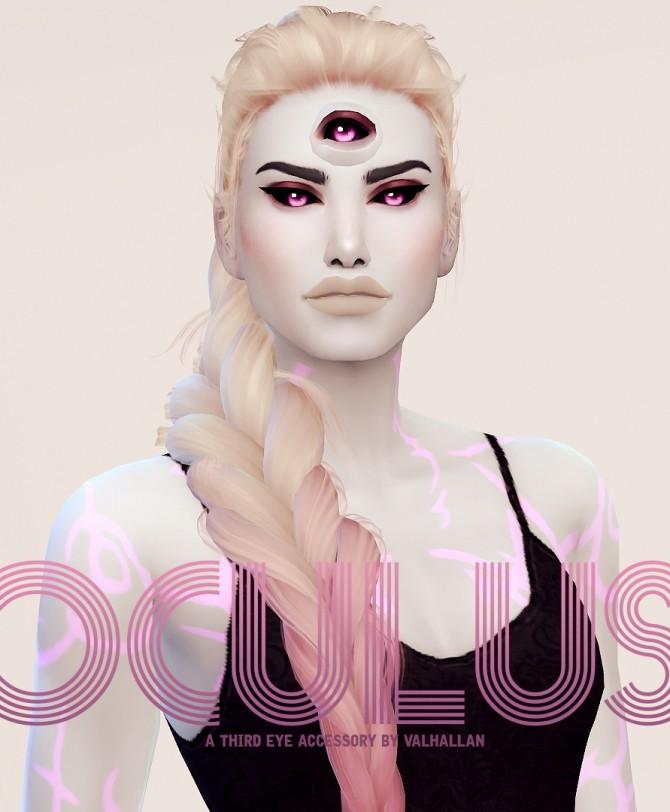 Oculus: A Third Eye Accessory