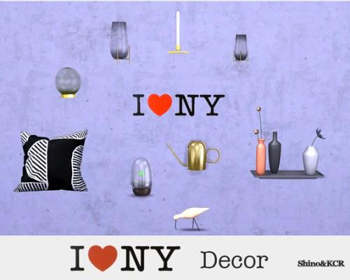 Decor New York by ShinoKCR