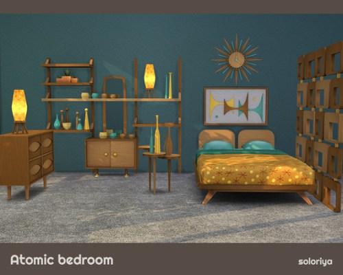 Atomic Bedroom by soloriya