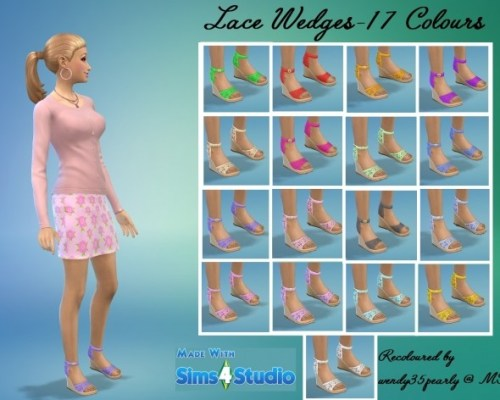 SP08 Wedge 17 Recolours by wendy35pearly