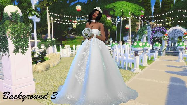 Wedding CAS Backgrounds