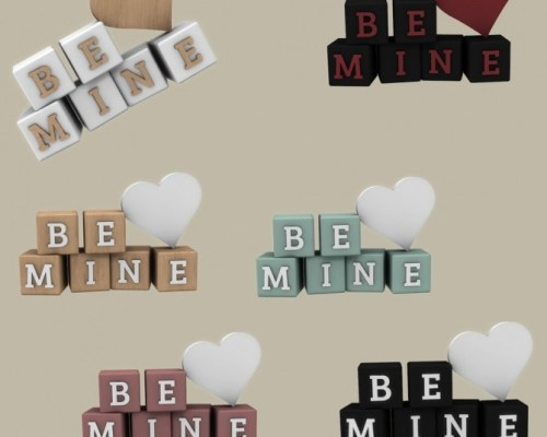 Be Mine Block