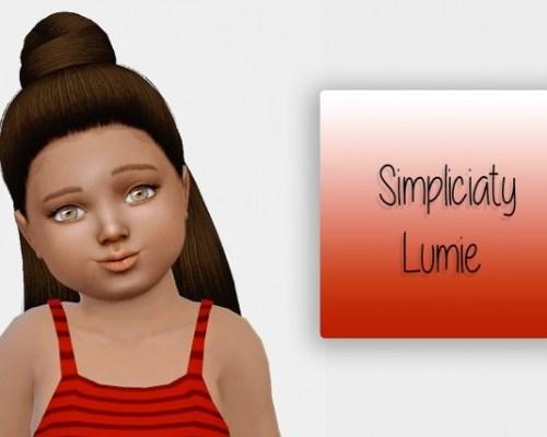 Simpliciaty Lumie Toddler Version