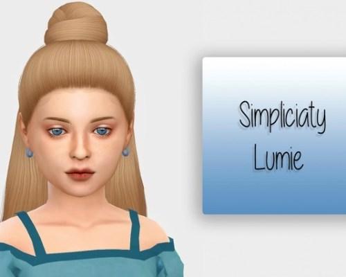 Simpliciaty Lumie Hair Kids Version