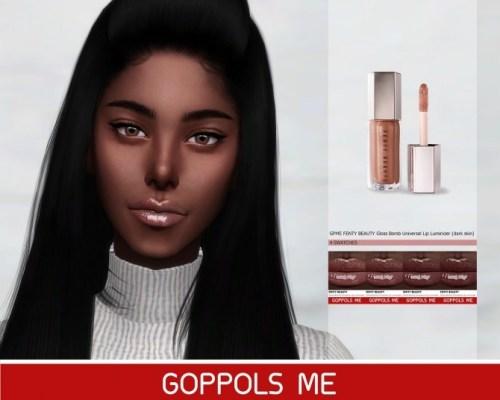 Gloss Bomb Universal Lip Luminizer (dark skin)